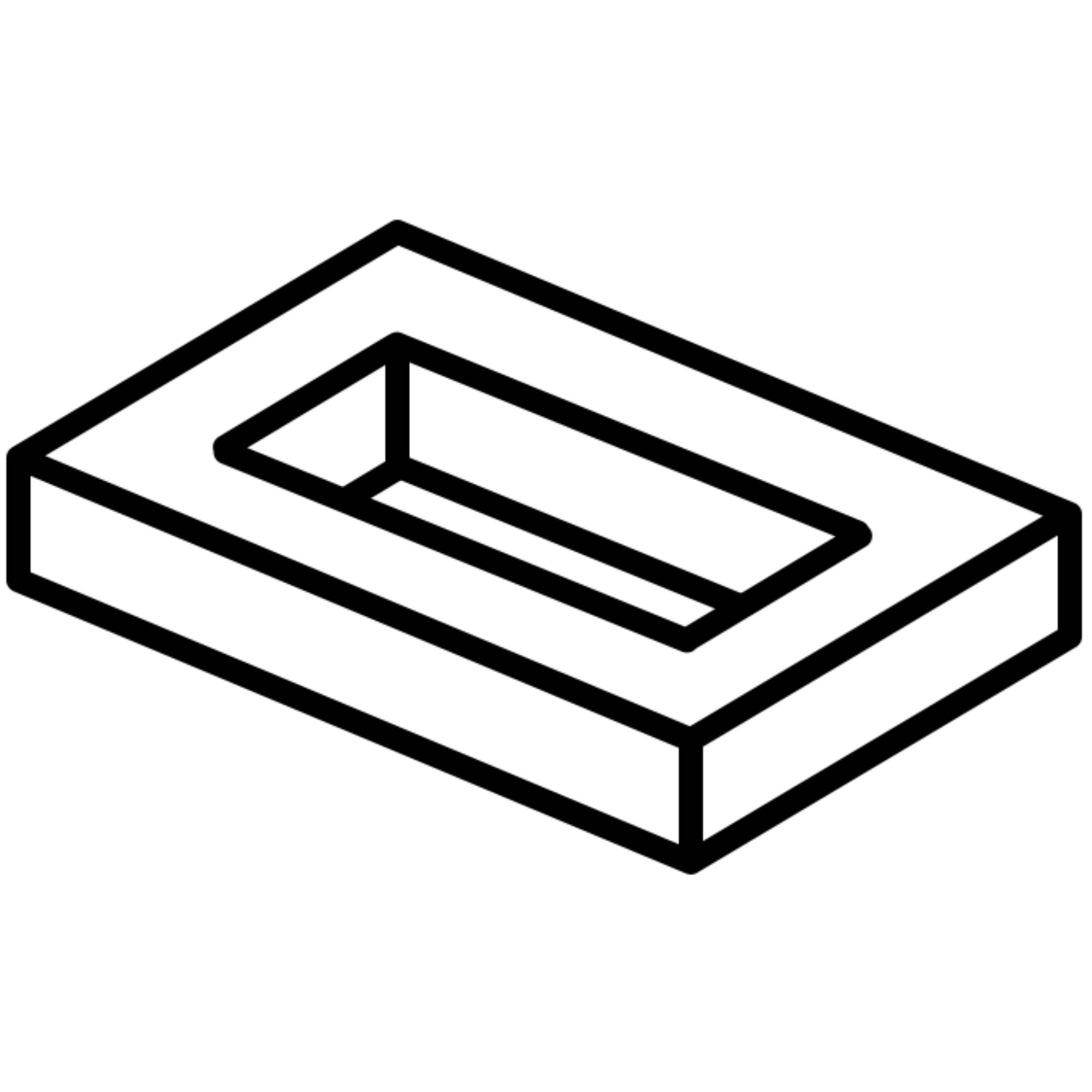 Edge Boost™ Foam Box